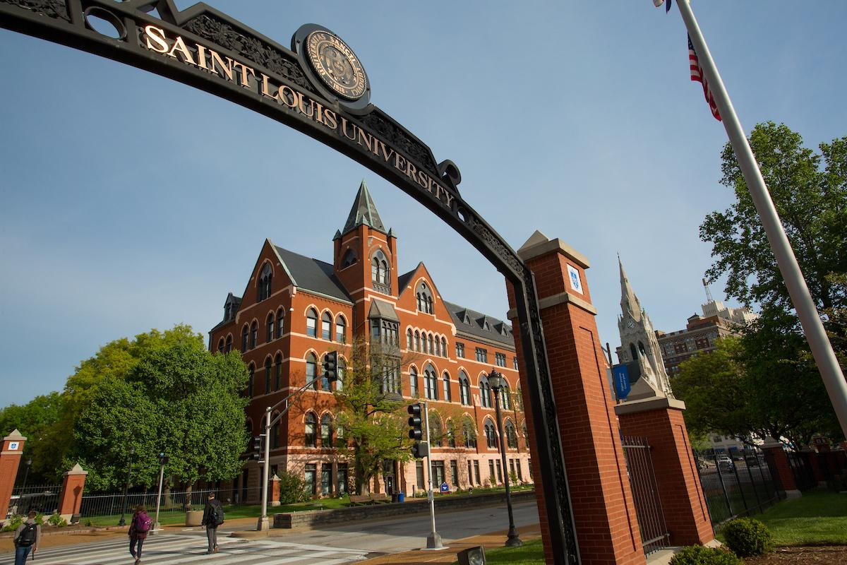 Click to see a slideshow of SLU's campus.