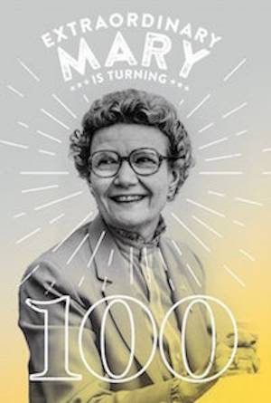 Mary Bruemmer is 100!