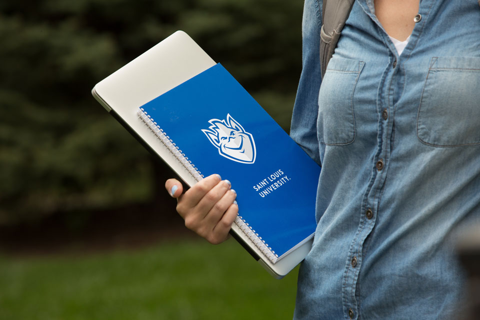 Billiken notebook