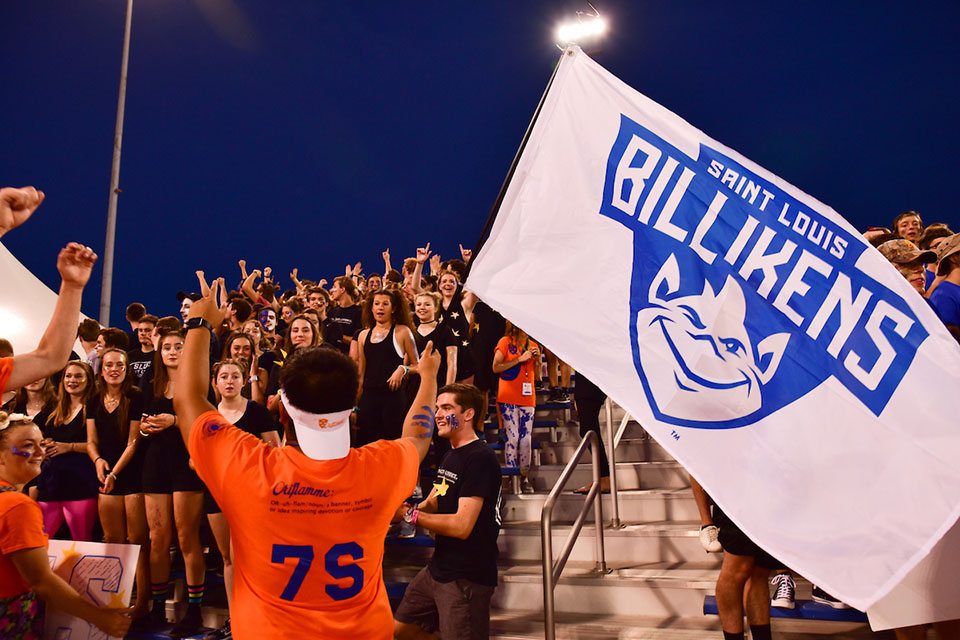 Saint Louis University Billiken