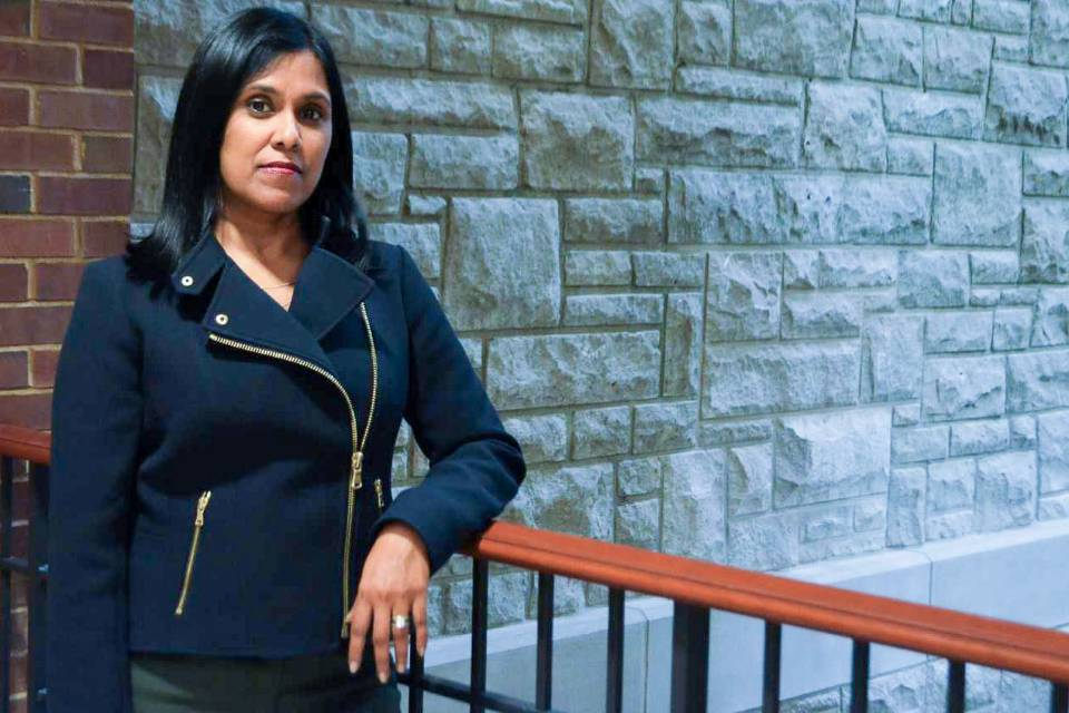 Bidisha Chakrabarty, Ph.D., department chair of finance at the Chaifetz School of Business