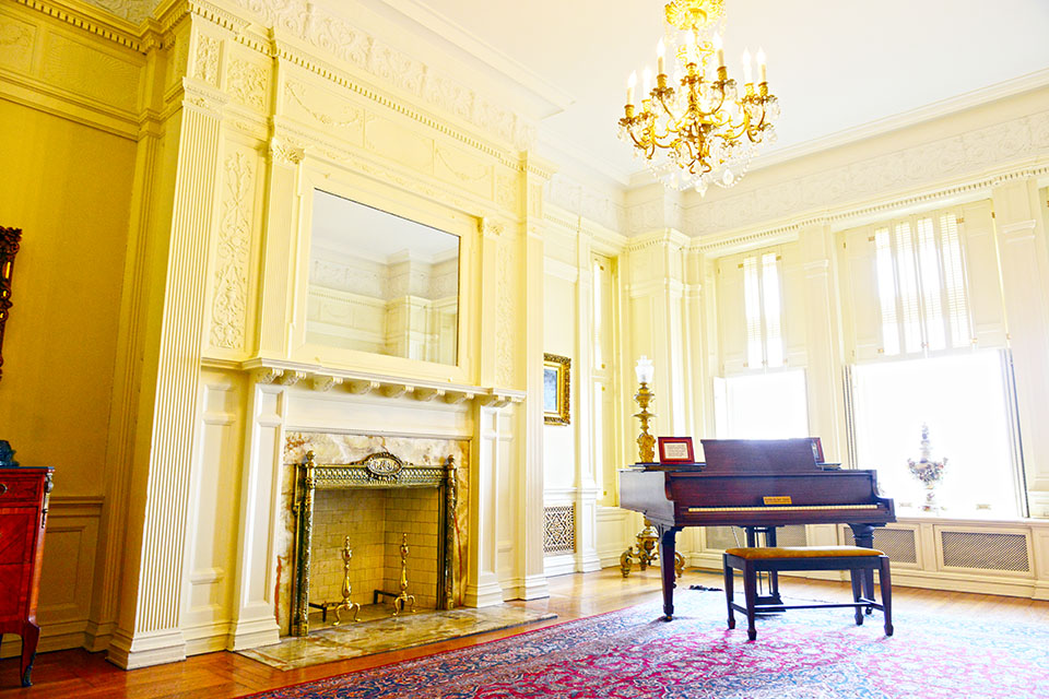 Cupples House Music Room