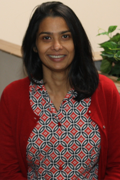 Amrita Chaturvedi, Ph.D.