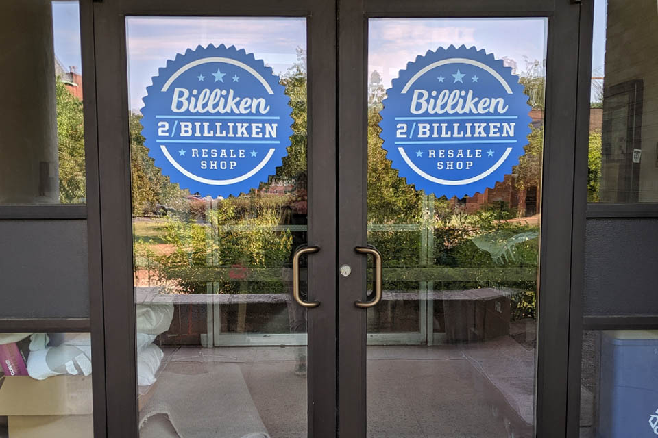 Doors to Billiken 2 Billiken