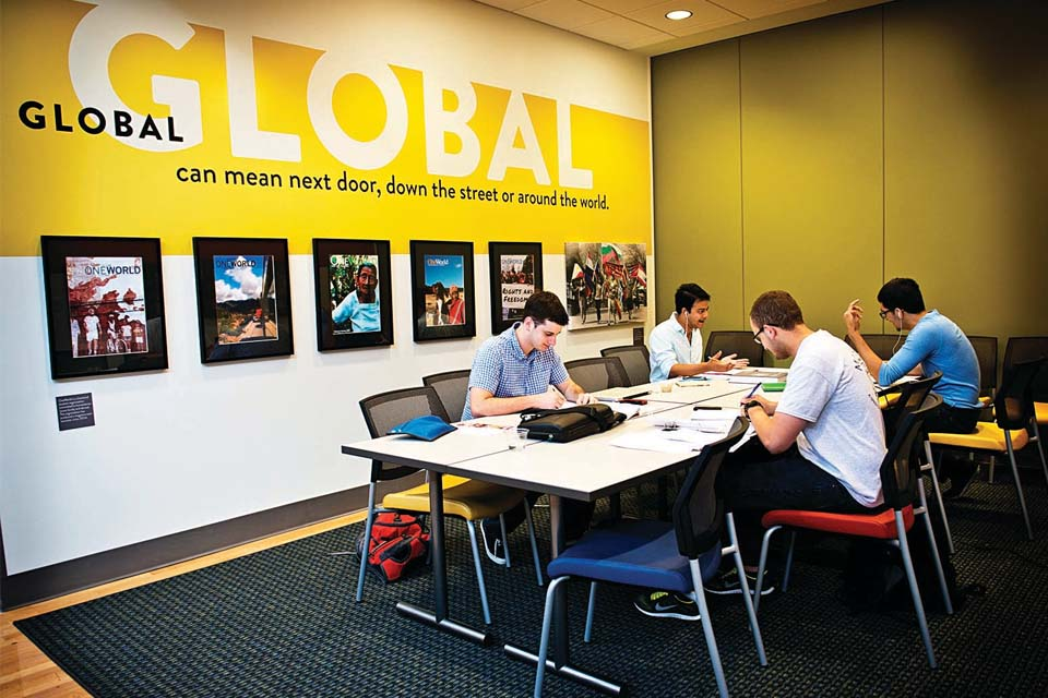 Center for Global Citizenship Study Room