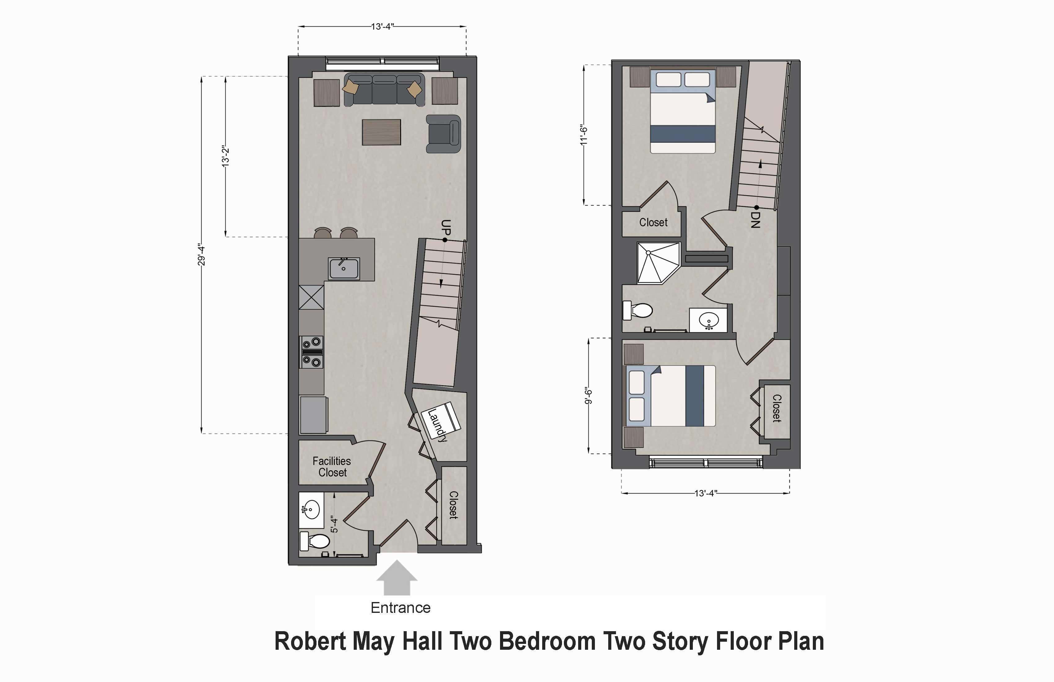 Robert May Hall Slu