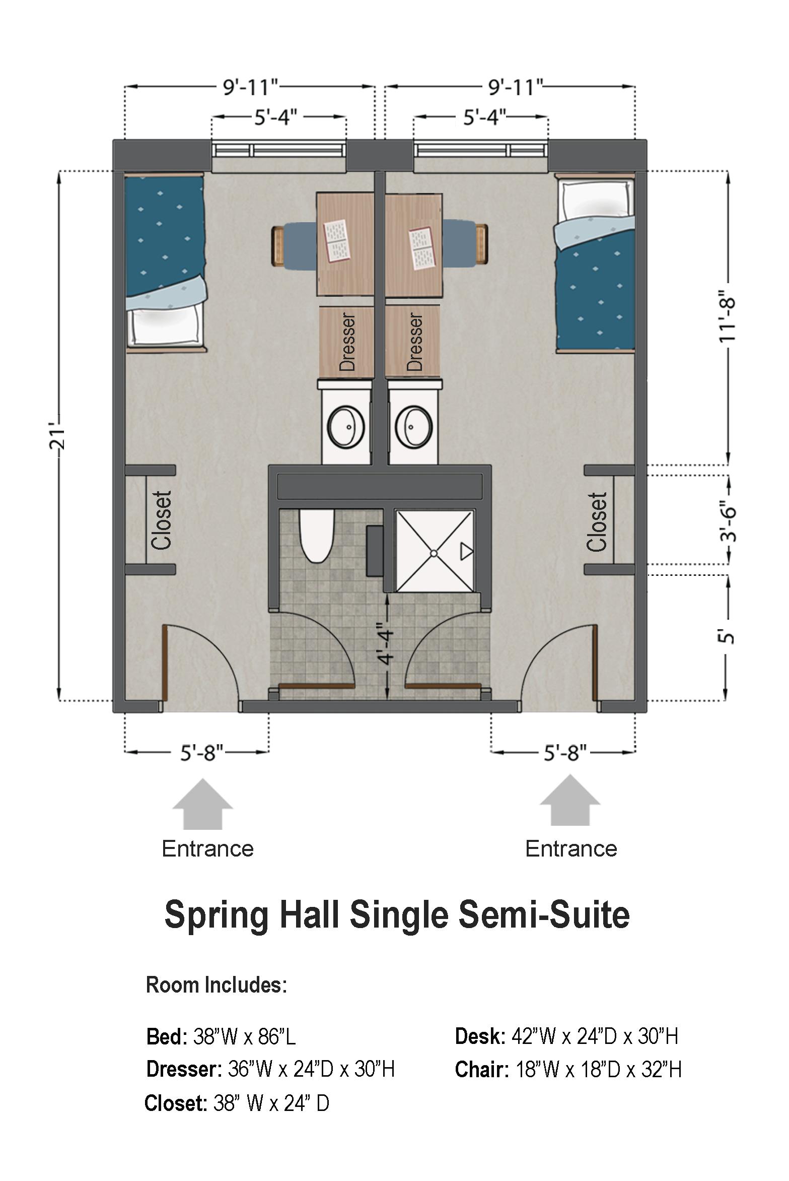 spring hall slu