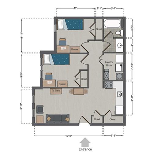 Village Apartments Slu