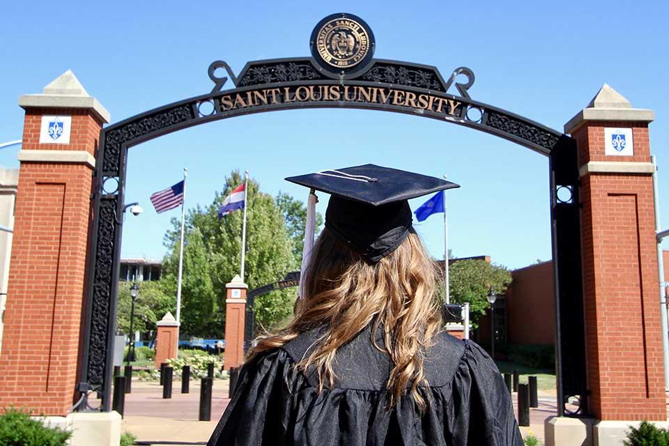 Slu Graduation 2020.Saint Louis University Slu