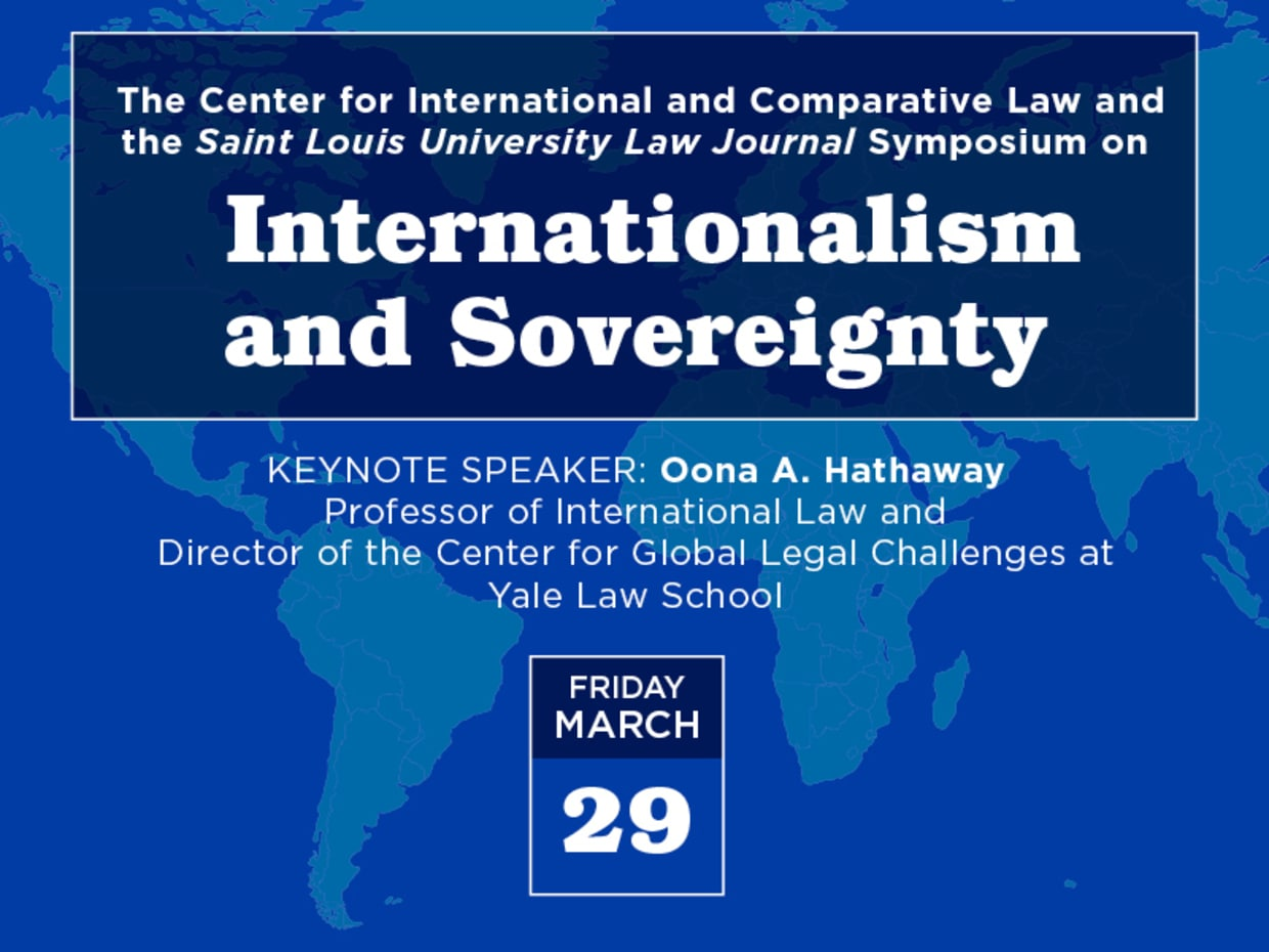 2019 CICL and Law Journal Symposium