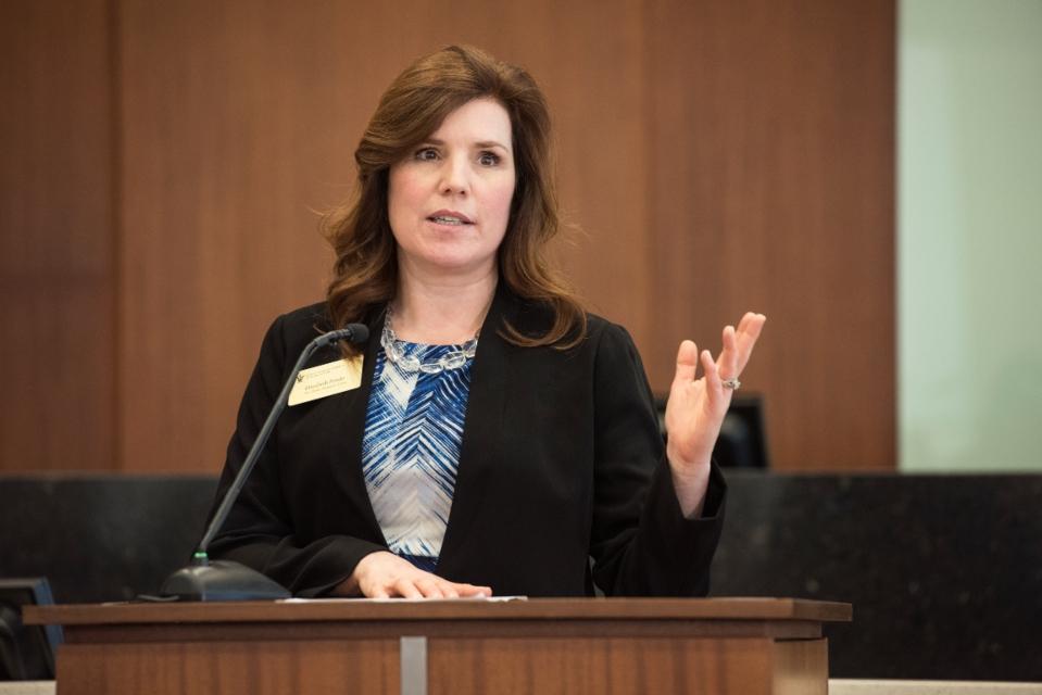 Professor Elizabeth Pendo