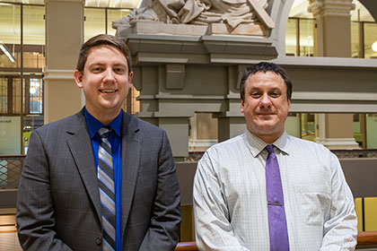SLU LAW Clinic Students Advance Workers' Rights