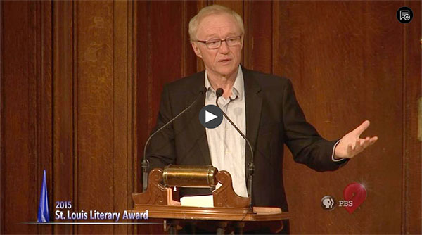 Nine Network Specials, David Grossman recently received the 2015 St. Louis Literary Award