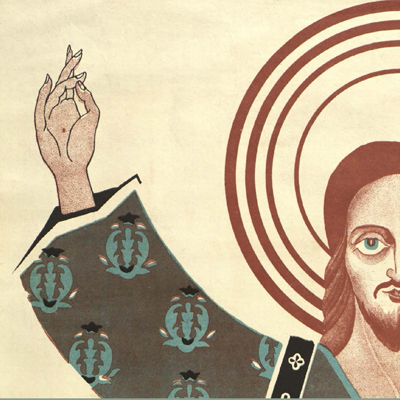 Atheist at the Machine: Early Soviet Anti-Religious Propaganda Posters