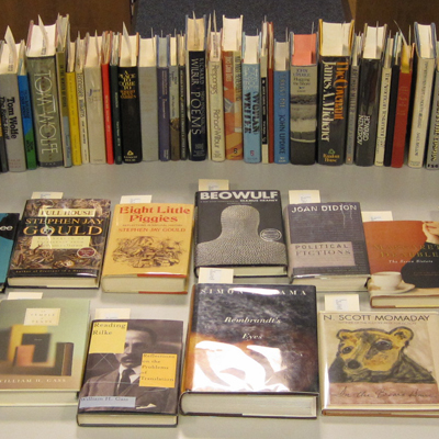 Saint Louis Literary Award Collection