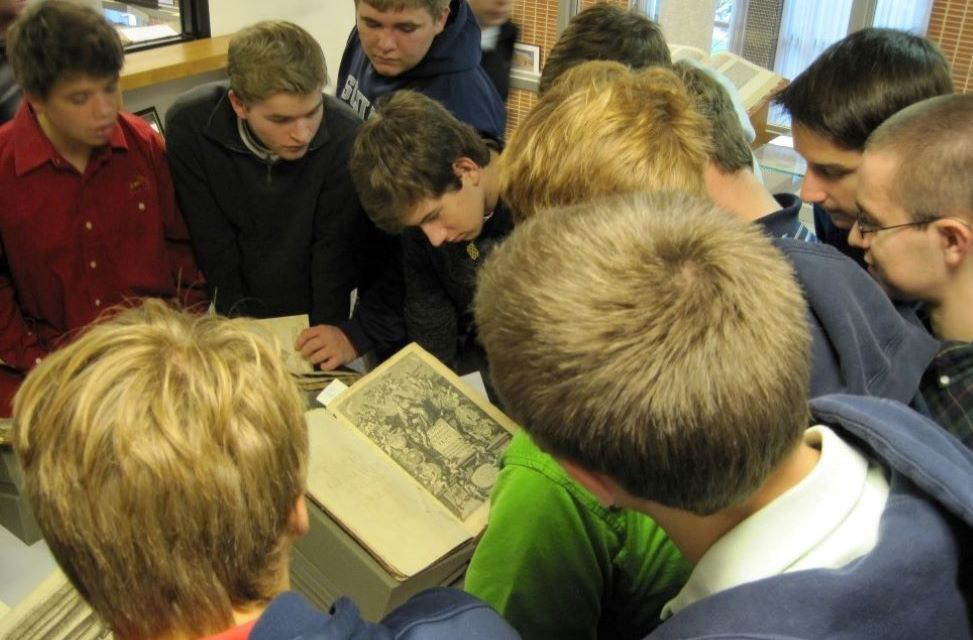 Teaching with Special Collections