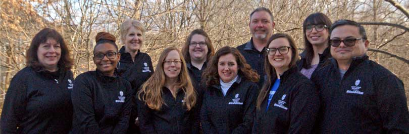 Career Services staff photo