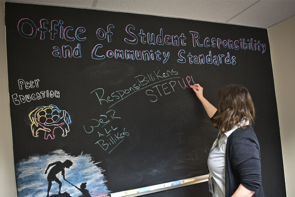 Student Responsibility Office