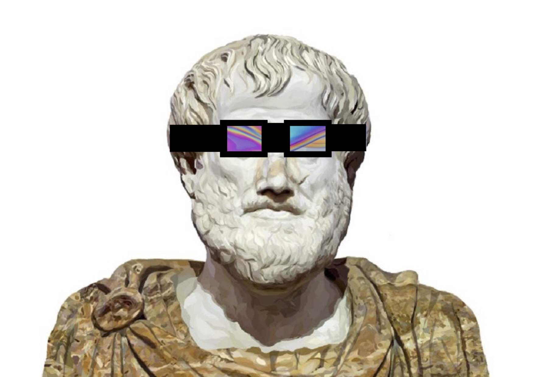 In his lecture to doctoral students at the University of Seville, Dr. Segovia used the metaphor of Aristotle wearing iridescent glasses, which blur the boundaries between the colors, to demonstrate the impression that indigenous animist worlds give as collections of embodied yet shifting perspectives.