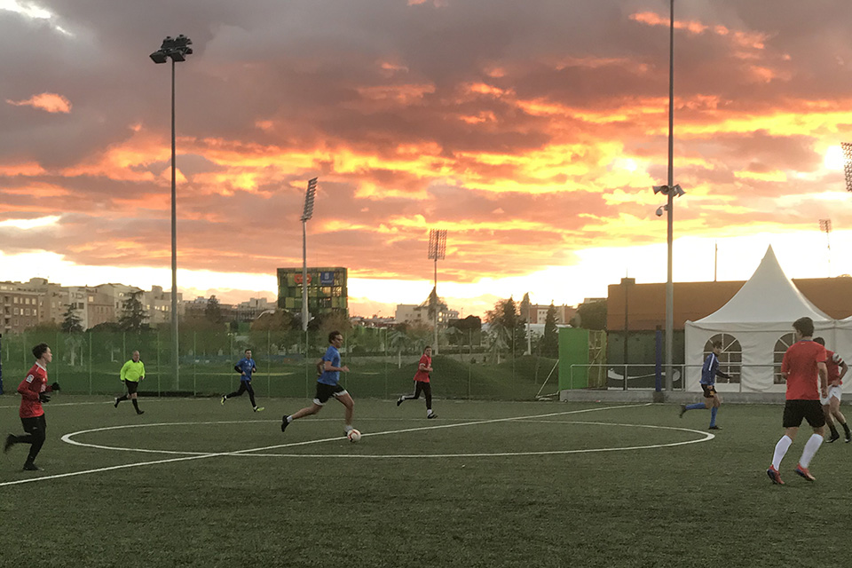 Second annual SLU-Madrid World Cup