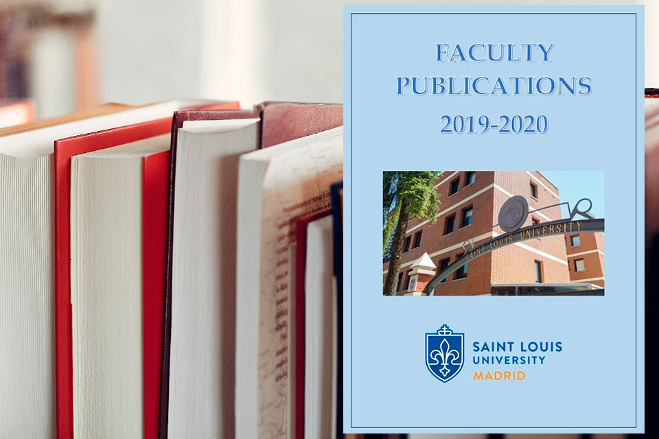The Madrid Campus Library recognized the achievements of 23 faculty members who published scholarly works during the 2019-2020 academic year in a virtual celebration.