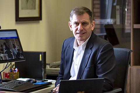Paul Vita, Ph.D., SLU-Madrid Director and Academic Dean