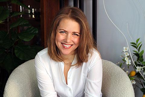 SLU-Madrid graduate student, Kristen Rader