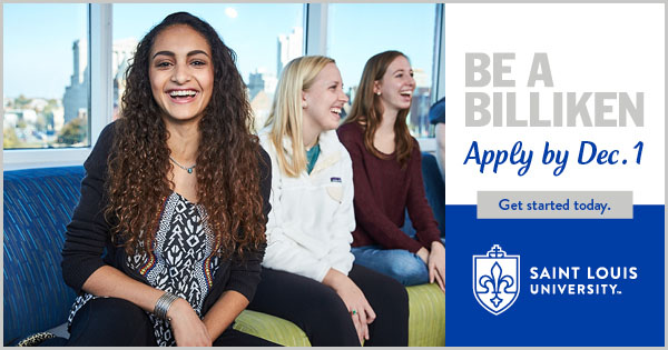 Be a Billiken Ad
