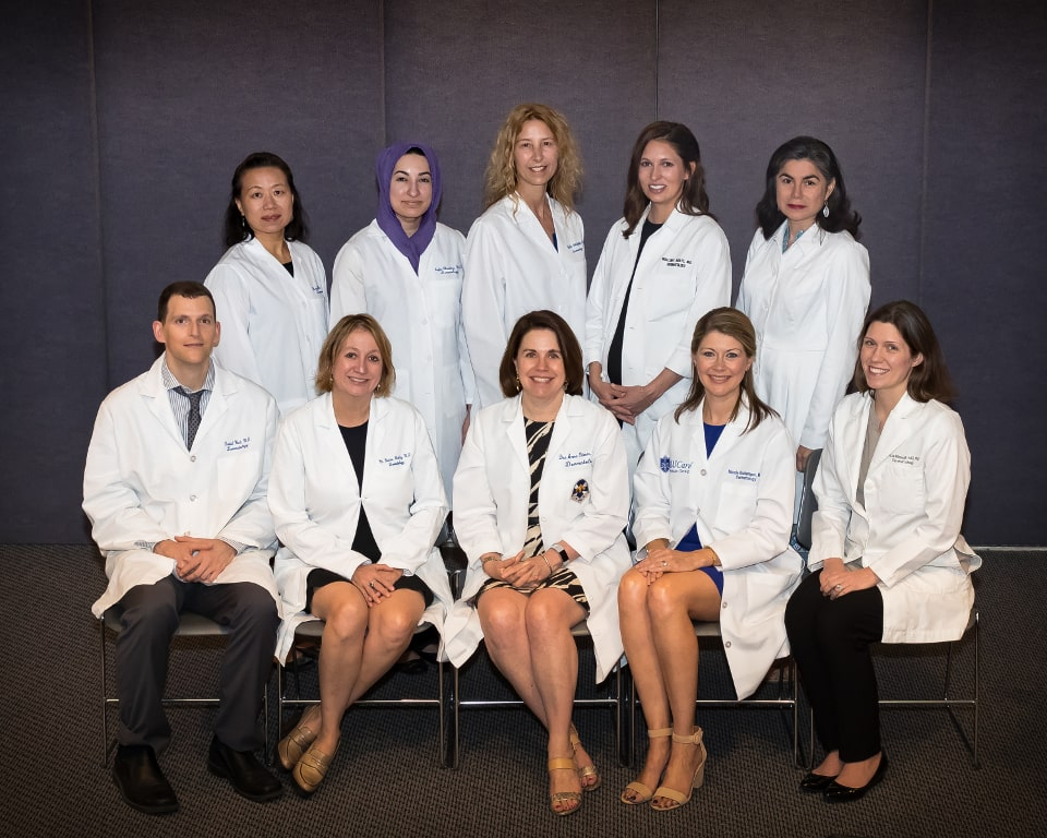 Dermatology Fellows