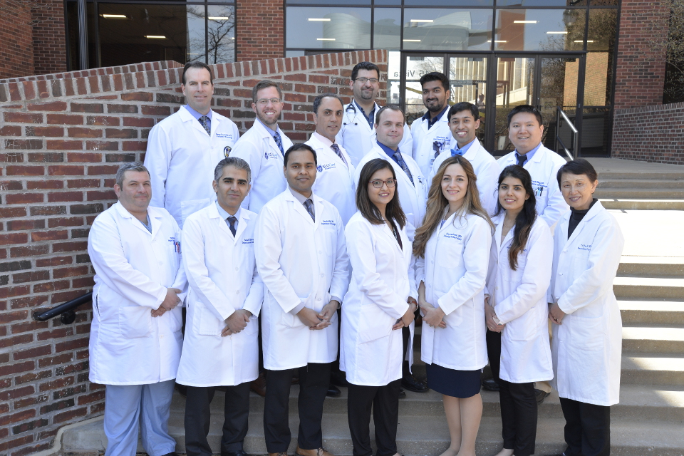 Adult Neurology Residents