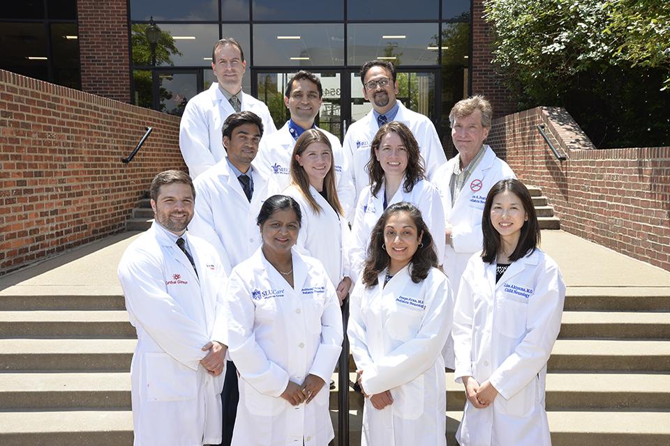 Child Neurology Residency Program : SLU