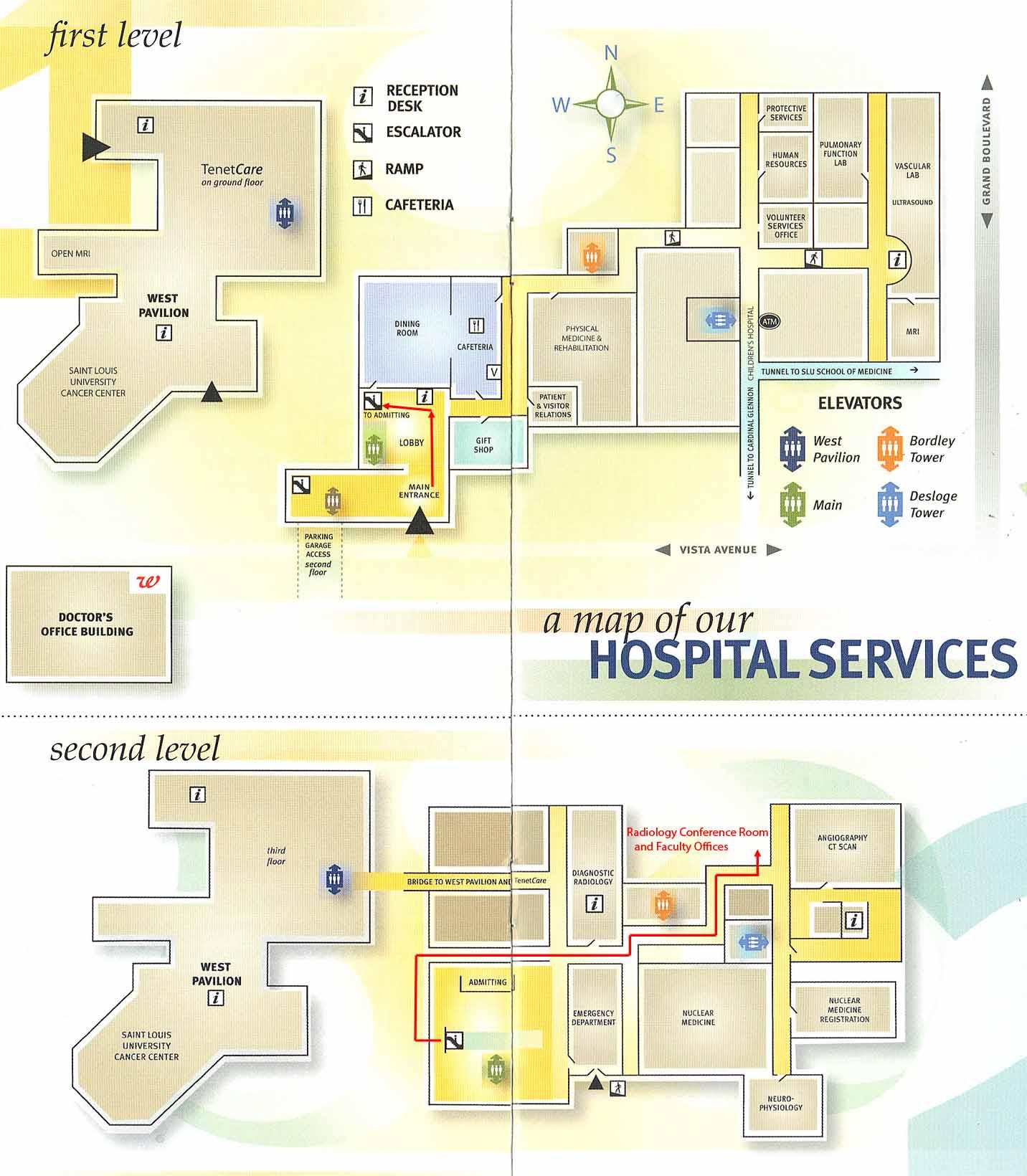 Diagnostic Radiology Residency Program : SLU