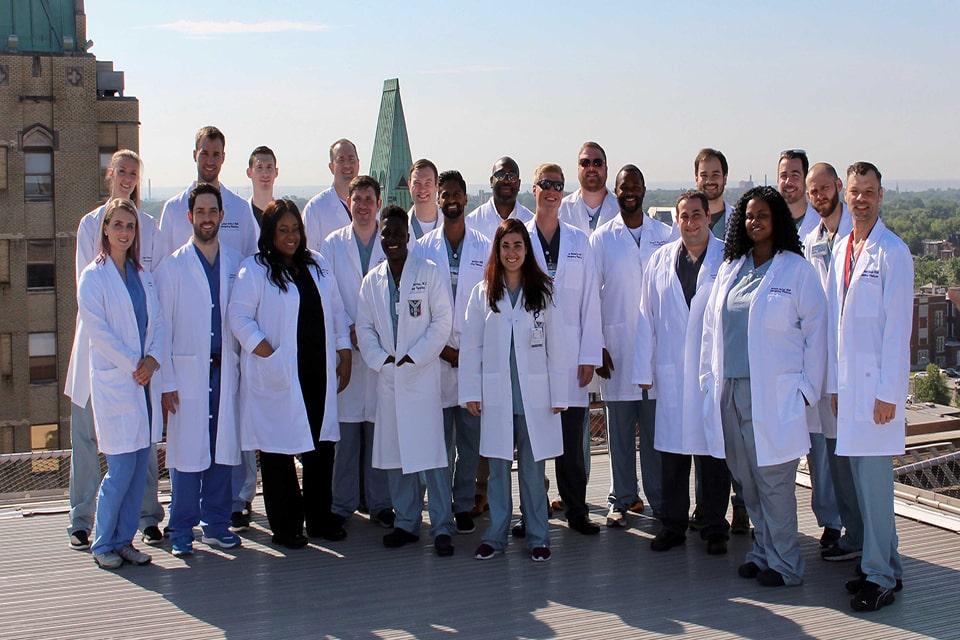 Emergency Medicine Residency : SLU
