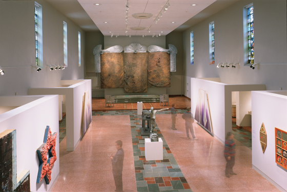 Sanctuaries: Recovering the Holy in Contemporary Art