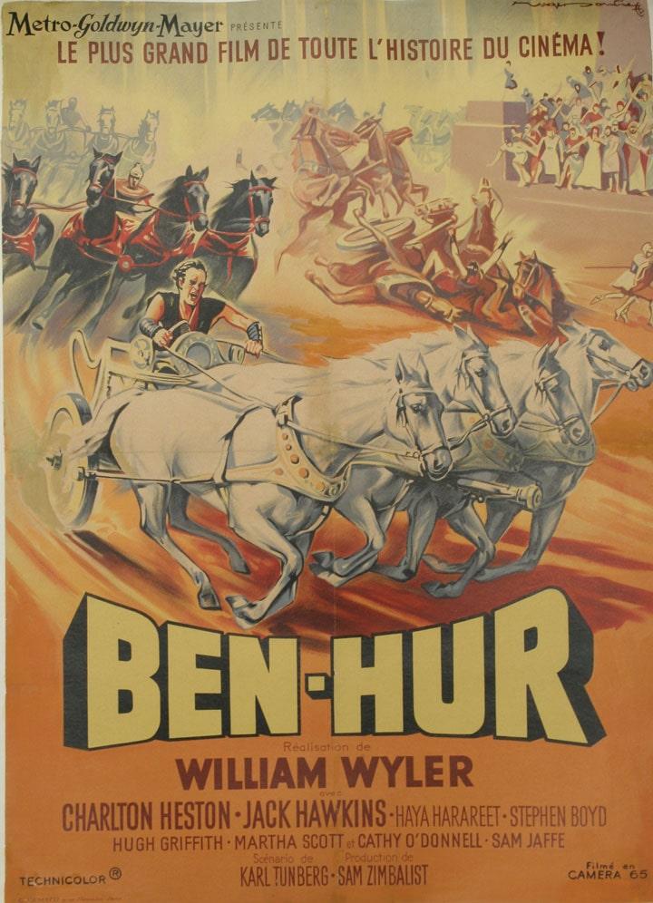 Celluloid Bible Classics: <i>Ben-Hur</i>