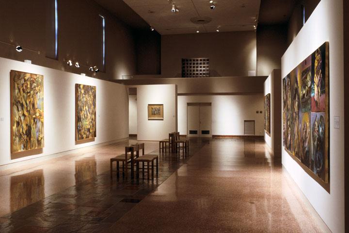 Edward Boccia: Eye of the Painter