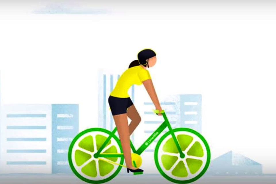 Saint Louis University has partnered with Lime to bring bike sharing to campus.