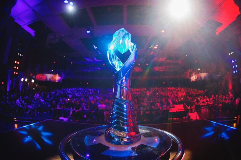 Chaifetz Arena to Host 2019 LCS Spring Finals : SLU