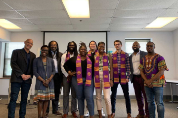 This fall, Saint Louis University will become the fourth Jesuit university in the nation to formally establish a Department of African American Studies. It's a historic milestone for SLU's African American Studies Program, which has existed in some capacity at the University for more than 40 years.