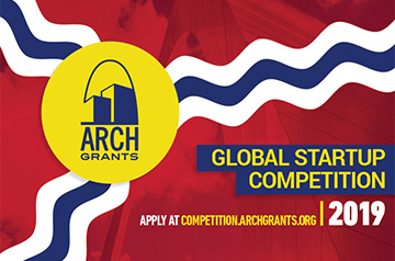 Arch Grants Global Competition Startup logo