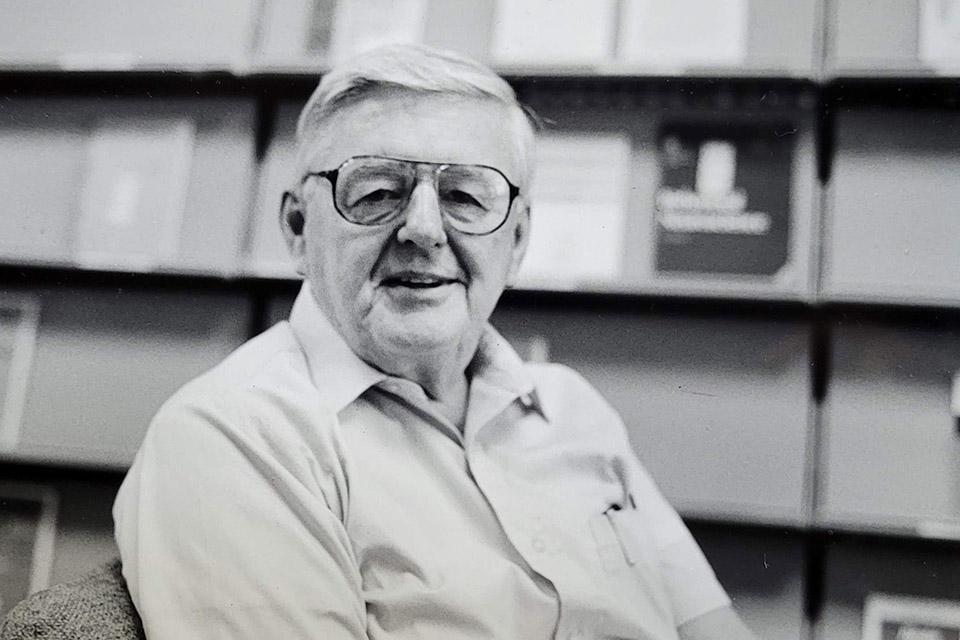 Richard J. Blackwell, Ph.D.