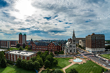 The inaugural SLU/YouGov Poll will explore issues ranging from voters' opinions about the 2020 presidential contest to their experiences during the COVID-19 pandemic.