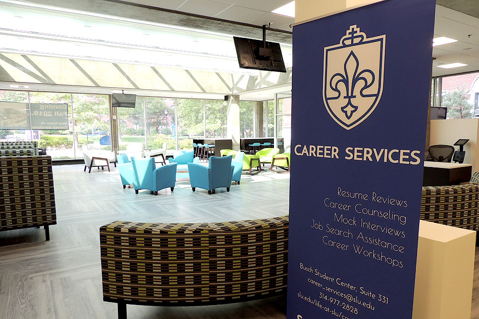 New Career Services Center