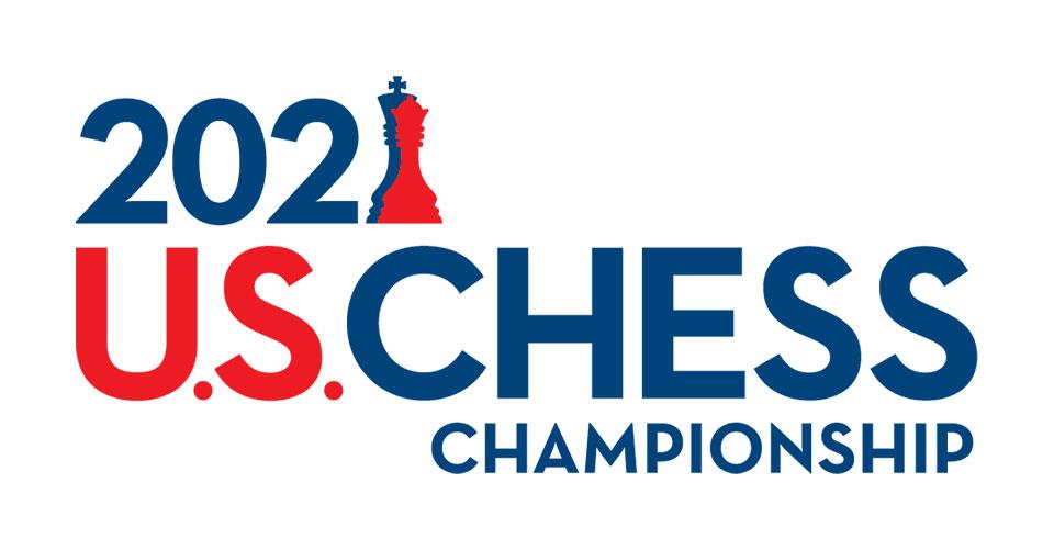 The 2021 U.S. Chess Championship logo
