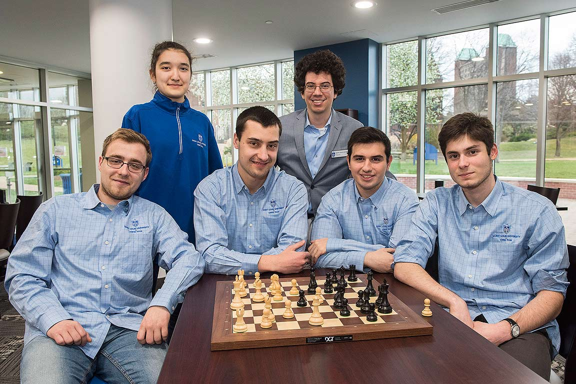 SLU Chess Team