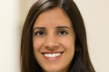 Hiral Choksi Yalamanchili, M.D., the associate dean of admissions for Saint Louis University's School of Medicine as well as an associate professor of internal medicine, was named a St. Louis Business Journal 40 Under 40 for 2020.