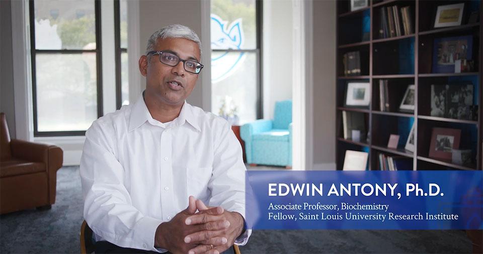 Edwin Antony, Ph.D.