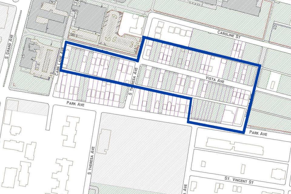 Gate District West Parcels