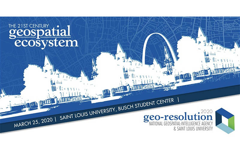 Geo-Resolution Conference logo