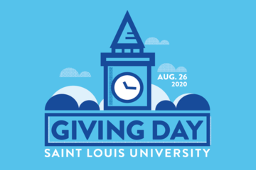 Giving SLU Day 2020 logo